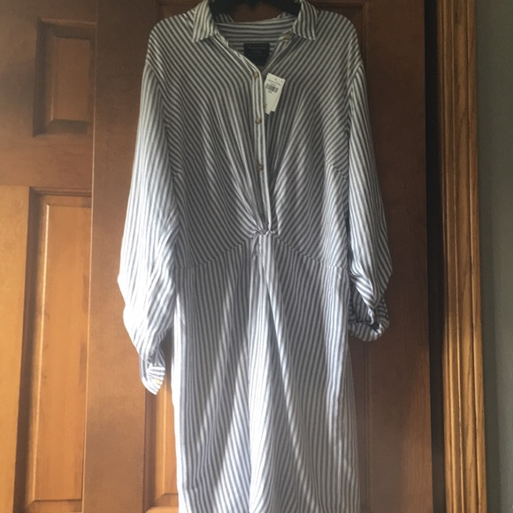 Abercrombie & Fitch Dresses & Skirts - A&F shirtdress, size L